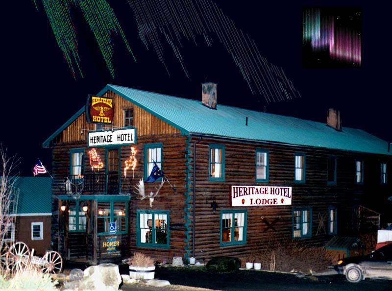 Seward Hotels Motels